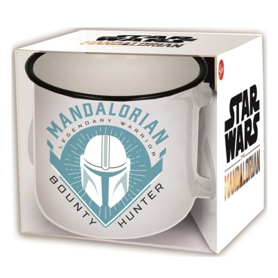 TAZA STAR WARS BOUNTY HUNTER