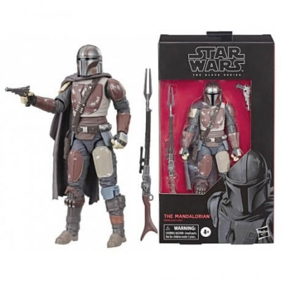 FIGURA THE MANDALORIAN STAR WARS 94