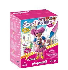 PLAYMOBIL EVERDREAMERZ ROSALEE 70472