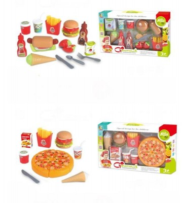 SET COMIDITAS FAST FOOD GOURMET