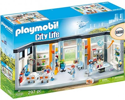 PLAYMOBIL CITY LIFE 70191