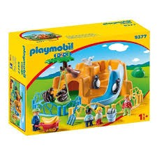 PLAYMOBIL 1 2 3 ZOO 9377