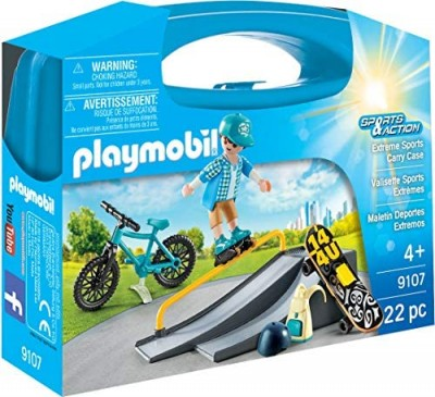 PLAYMOBIL SPORTS Y ACTION 9107