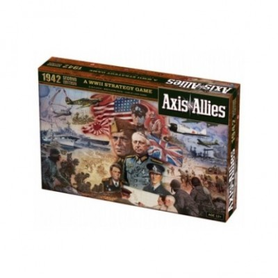 AXIS Y ALLIES 1942 2ND EDITION