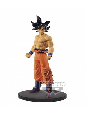 DRAGON BALL SUPER CREATOR×CREATOR -SON GOKU-(A:ULTRA INSTINCT -SIGN-) 19cm