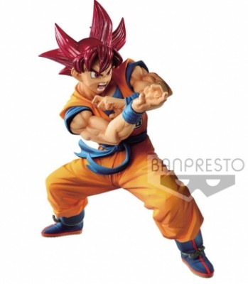 FIGURA DRAGON BALL SUPER BLOOD OF SAIYANS SPECIAL VI 17 CM