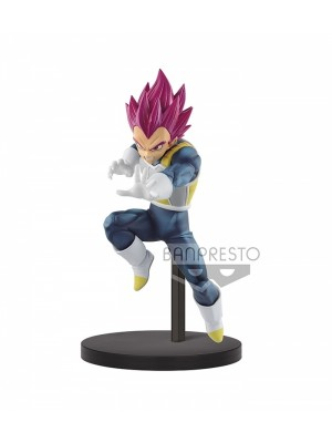 DRAGON BALL SUPER CHOSENSHIRETSUDEN? Vol.3(A:SUPER SAIYAN GOD VEGETA) 13cm