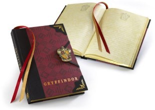 DIARIO HARRY POTTER GRYFFINDOR