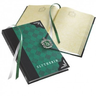 DIARIO HARRY POTTER SLYTHERIN