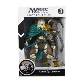 FIGURA AJANI GOLDMANE LEGACY COLLECTION
