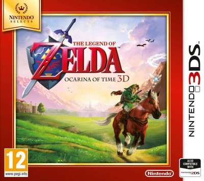 THE LEGEND OF ZELDA OCARINA OF TIME 3DS