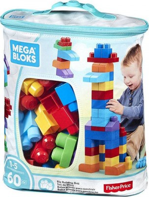 MEGA BLOCKS FISHER-PRICE AZUL