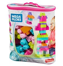MEGA BLOCKS FISHER-PRICE ROSA
