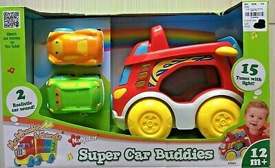 SUPER CAR BUDDIES 12 MESES