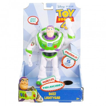 BUZZ LIGHTYEAR PARLANCHIN
