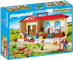 PLAYMOBIL COUNTRY 4897