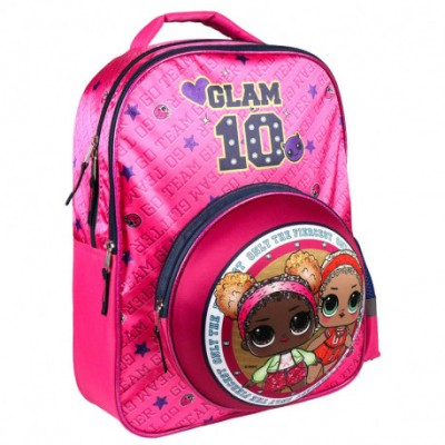 MOCHILA LOL SURPRISE GLAM 10