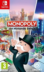 MONOPOLY GAME NIGHT NINTENDO SWITCH