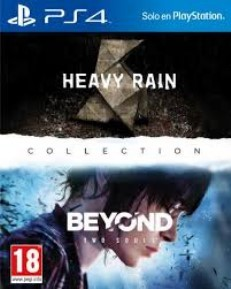 HEAVY RAIN COLLECTION PS4