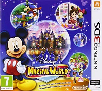 MAGICAL WORLD 3DS
