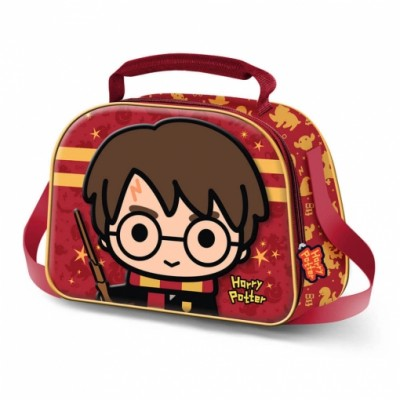 BOLSO PORTAMERIENDAS HARRY POTTER