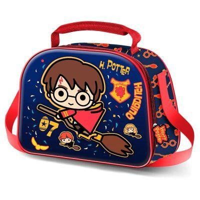 BOLSO PORTAMERIENDAS HARRY POTTER QUIDDITCH