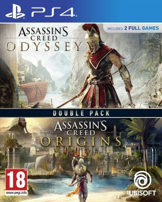 ASSASSIN'S CREED ODYSSEY / ASSASSIN'S CREED ORIGINS