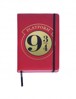 CUADERNO A5 PLATAFORMA 9 3/4 HARRY POTTER
