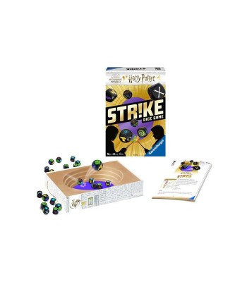STRIKE DICE GAME HARRY POTTER