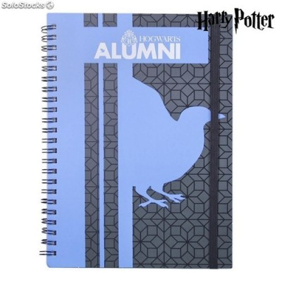 LIBRETA A5 HARRY POTTER RAVENCLAW