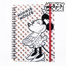 LIBRETA A5 DISNEY MINNIE MOUSE