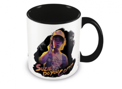 TAZA STRANGER THINGS SUZIE, DO YOU COPY?