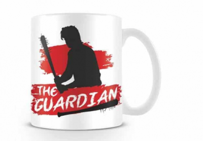 TAZA STRANGER THINGS THE GUARDIANS